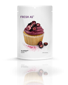 10 Blueberry Icing Mix - 200g